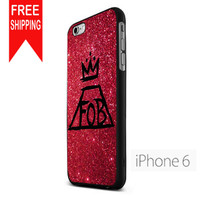 Fall Out Boy Sparkle NDR iPhone 6 Case