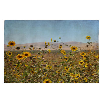 Lisa Argyropoulos Roadside Wild Ones Woven Rug