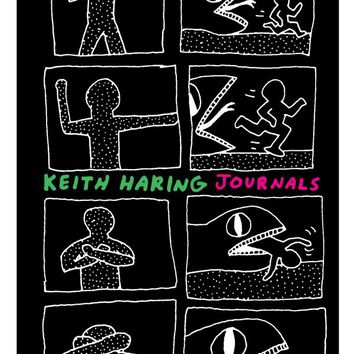 Keith Haring Journals: (Penguin Classics Deluxe Edition) Paperback – January 26, 2010