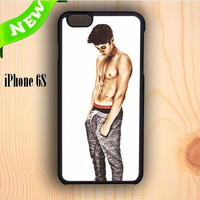 Dream colorful Justin Bieber Shirtless iPhone 6S Case