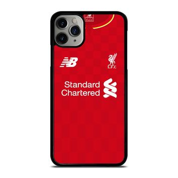 LIVERPOOL FC JERSEY iPhone Case Cover