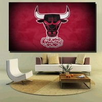 Chicago Bulls Canvas for ManCave