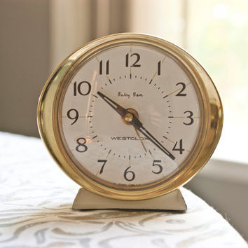 Best Vintage Wind Up Alarm Clocks Products On Wanelo