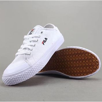 Trendsetter Fila Classic Kicks B  Women Men Fashion Casual Canvas Shoes