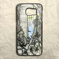 Doctor Who Bad Wolf Samsung Galaxy S6 Case