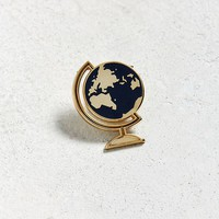 These Are Things Desk Globe Pin | Urban Outfitters