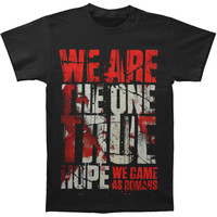 We Came As Romans Men's  One True Hope T-shirt Black