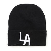 With Love From CA LA Beanie at PacSun.com