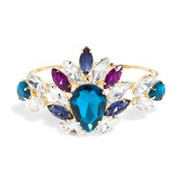 Nightshade Gem Bangle