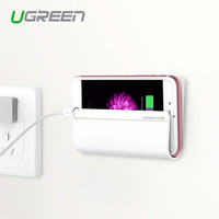 Ugreen Universal Wall Stand Mount Phone Charger  Holder for iPhone iPad Mini Tablet for Samsung Huawei Xiaomi