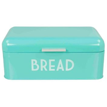 Home Basics Retro Bread Box | Overstock.com Shopping - The Best Deals on Storage Canisters