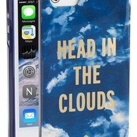 Women's kate spade new york 'head in the clouds' iPhone 5 & 5s case - Blue