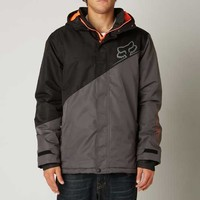 Fox Racing Booster Jacket in Black and Grey 14225-001