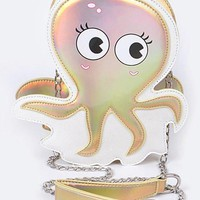 Octopus Crossbody Handbag