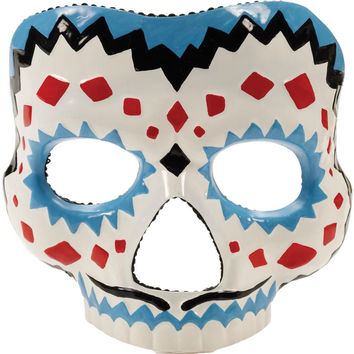 Day Of The Dead Male Mask