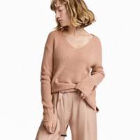 H&M Double-knit Sweater $24.99