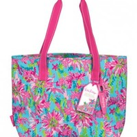 Lilly Pulitzer - Insulated Beach Cooler - Trippin and Sippin