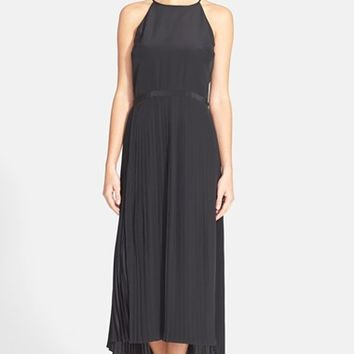 Women's Tibi Pleated Halter Dress,