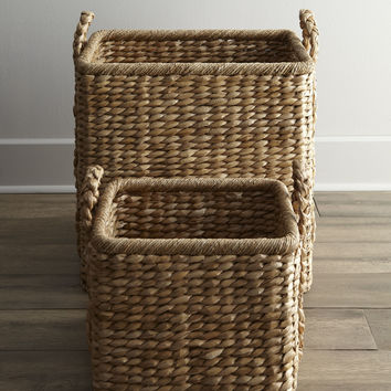 Small Seagrass Basket - Neiman Marcus
