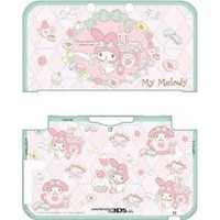 3DS LL Character Hard Cover (My Melody Sugar Dream)
