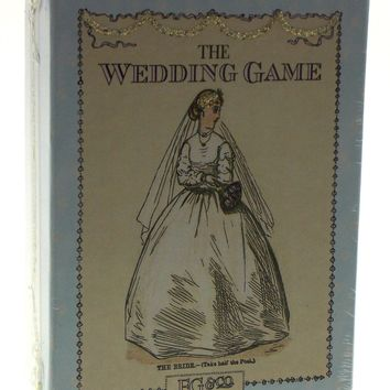FG & Co The Wedding Card Game Something Old New Borrowed Blue