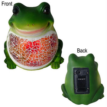 Garden Decoration - Frog