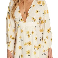 Billabong Relax On High Plunging Dress | Nordstrom