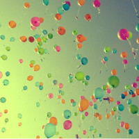 pretty balloon pictures - Google Search