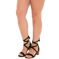 Steve Madden for Women: Rizzaa Black Heels