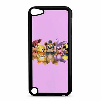 Five Nights Of Kawaii Chibi iPod Touch 5 Case