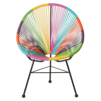 Acapulco Lounge Chair Multicolor