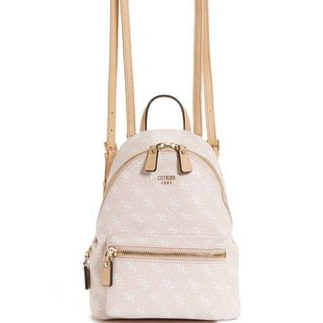 Leeza Small Backpack at Guess