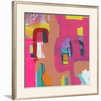 Cavern Framed Giclee Print by Jaime Derringer at Art.com
