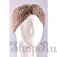 Bedazzled Winter Headband