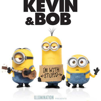 Minions 11x17 Movie Poster (2015)