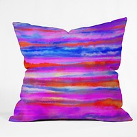 Jacqueline Maldonado Fire Inside Throw Pillow