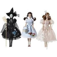 Barbie Wizard of Oz 2010 Dolls Case