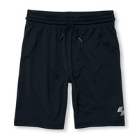 Boys PLACE Sport Solid Shorts | The Children's Place