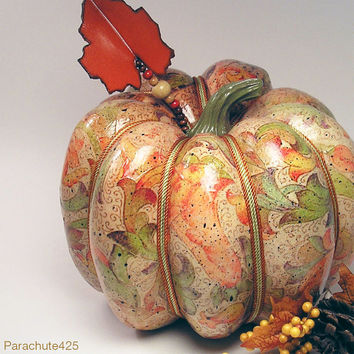 PRETTY PRINT PUMPKIN 2013 Collection
