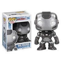 Iron Man 3 Movie War Machine Pop! Vinyl Bobble Head - Funko - Iron Man - Pop! Vinyl Figures at Entertainment Earth