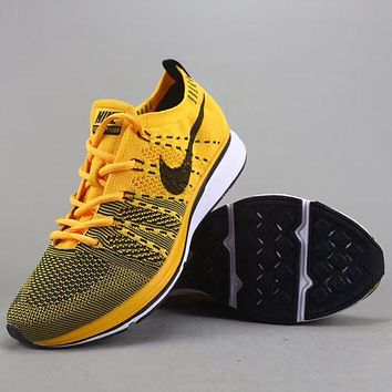 Trendsetter Nike Flyknit Trainer  Women Men Fashion Casual Sneakers Sport Shoes