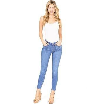 Billie Curvy Crop Skinny Jeans