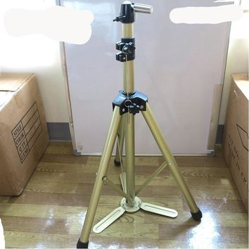Quality 1 Piece Adjustable Tripod Stan Mannequin Head Holder Clamp
