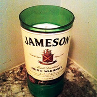 Jameson Irish Whiskey 100% Natural Soy Candle