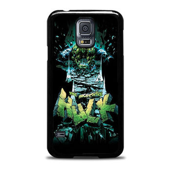 The Icredible Hulk Samsung Galaxy S5 Case