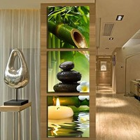 Spa Bathroom Decor Set