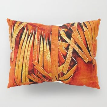 Wind In Your Hair Pillow Sham by Pepita Selles