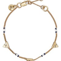 Madewell Triangle Charm Bracelet | Nordstrom