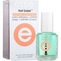first base base coat by essie