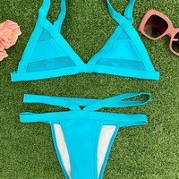 Reid State  Beach Two Piece Swimsuit